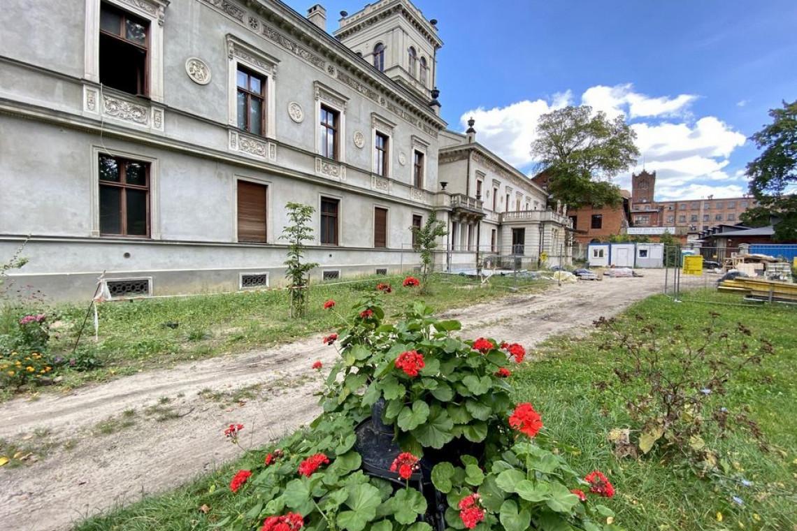 Remont Muzeum Kinematografii w Łodzi