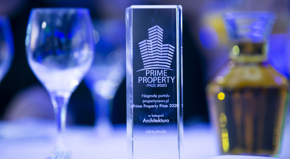 Monopolis ze statuetką Prime Property Prize 2020 w kategorii Architektura. Poznaj wszystkich laureatów
