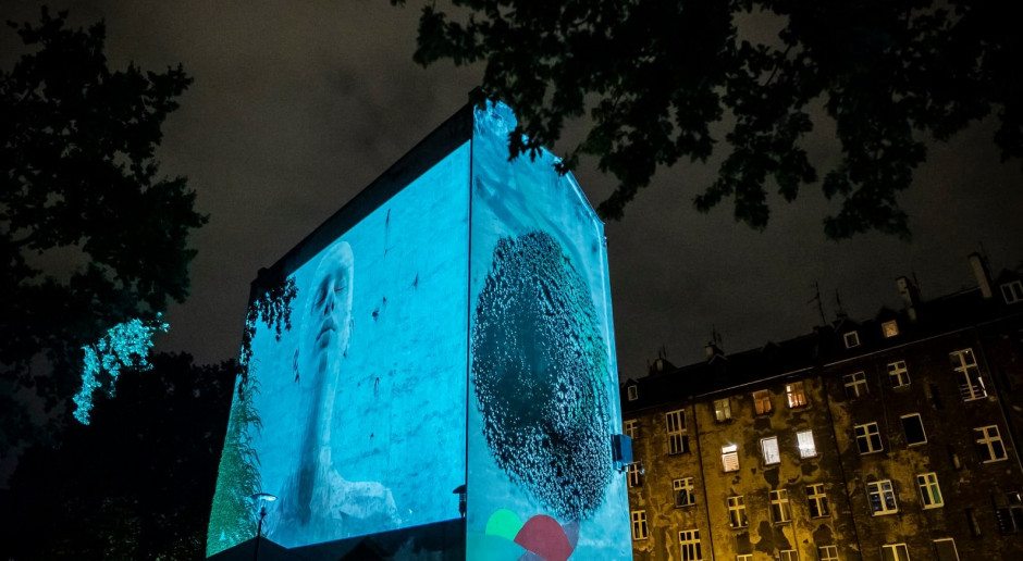 We Wrocławiu ściany kamienic ożyją obrazami
