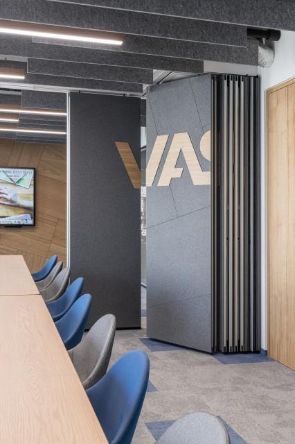 Industrialnie, ale przytulnie. Warszawscy architekci zaprojektowali nową siedzibę Vastint