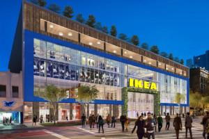 Ten sklep IKEA będzie wyjątkowy. W centrum miasta, z pow. 24 tys. mkw. i za 260 mln