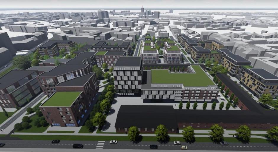 W centrum Poznania zamiast parkingu powstaną biurowce i osiedle