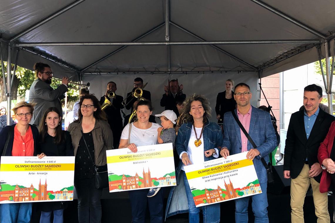 Zakończyła się pierwsza edycja Oliwskiego Budżetu Sąsiedzkiego