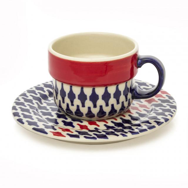 Inspiracje latami 60. w kolekcji bolesławieckiej ceramiki