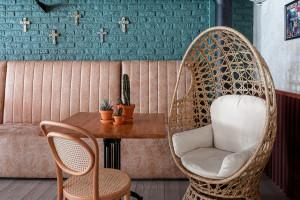 Gdańska kamienica skrywa kolorowe wnętrza zainspirowane Meksykiem i Hiszpanią