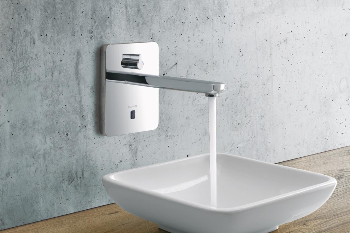 Postpandemiczne łazienki: z bezdotykową armaturą