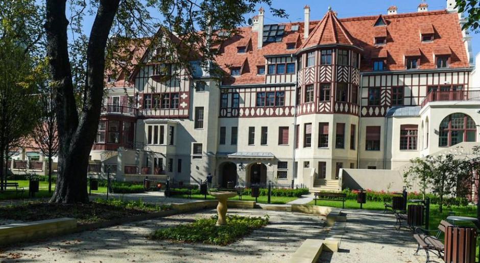 Łódź odzyskała niezwykły zabytek. Hotel, biura i restauracja znajdą się w pałacu braci Steinertów