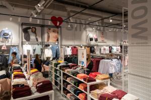 Tak wygląda największy salon marki Sinsay w Polsce