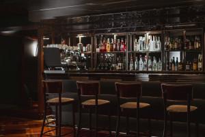 Na styku tradycji i trendów. Kawiarnia i bar w Nobu Hotel autorstwa pracowni de novo