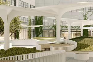 Hole główne budynków komercyjnych ewoluują