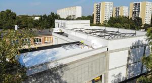 Trwa rozbudowa szkoły w Poznaniu