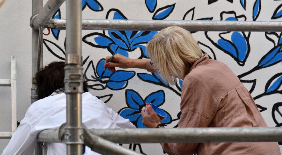 Więcej murali w Poznaniu. Wspólny projekt miasta i Uniwersytetu Artystycznego