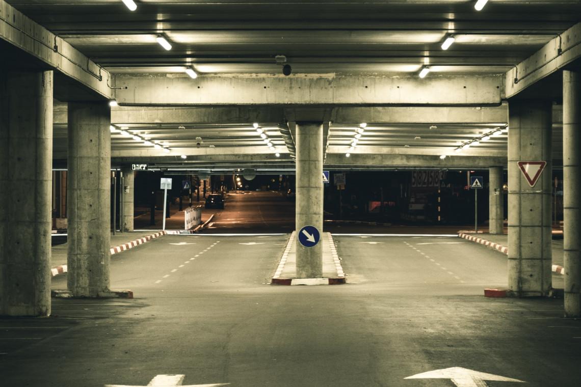 W Tychach powstanie kolejny wielopoziomowy parking park&ride