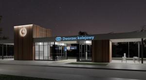 W Rogowie powstanie nowoczesny dworzec kolejowy