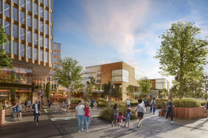 Nowa inwestycja mixed-use w Warszawie. Dla Echo Investment projektują WWAA i MOFO Architekci