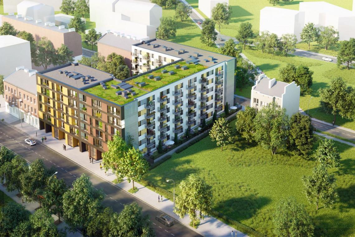 Wraz z nową inwestycją na warszawskiej Pradze pojawią się zmiany