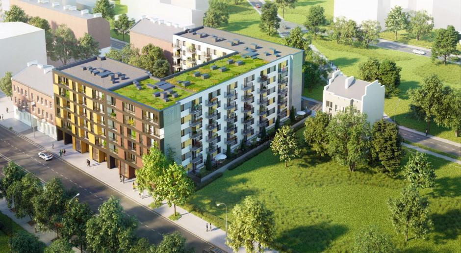 Deweloper zaangażuje się w działania konserwacyjne w zabytkowych kamienicach sąsiadujących z nową inwestycją
