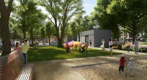 Skwer Wiedźmina w Łodzi zostanie zrewitalizowany