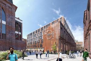 Dwa nowe biurowce w Łodzi. Kolejny krok w realizacji inwestycji projektu Medusa Group