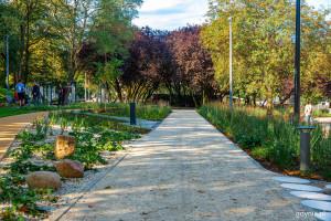 II etap Parku Centralnego w Gdyni już otwarty. Za projektem stoi Arch-Deco