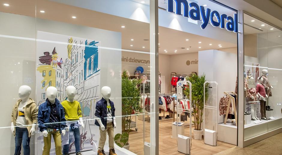 Nowoczesny design w duchu zrównoważonego rozwoju. Salon marki Mayoral zaskakuje