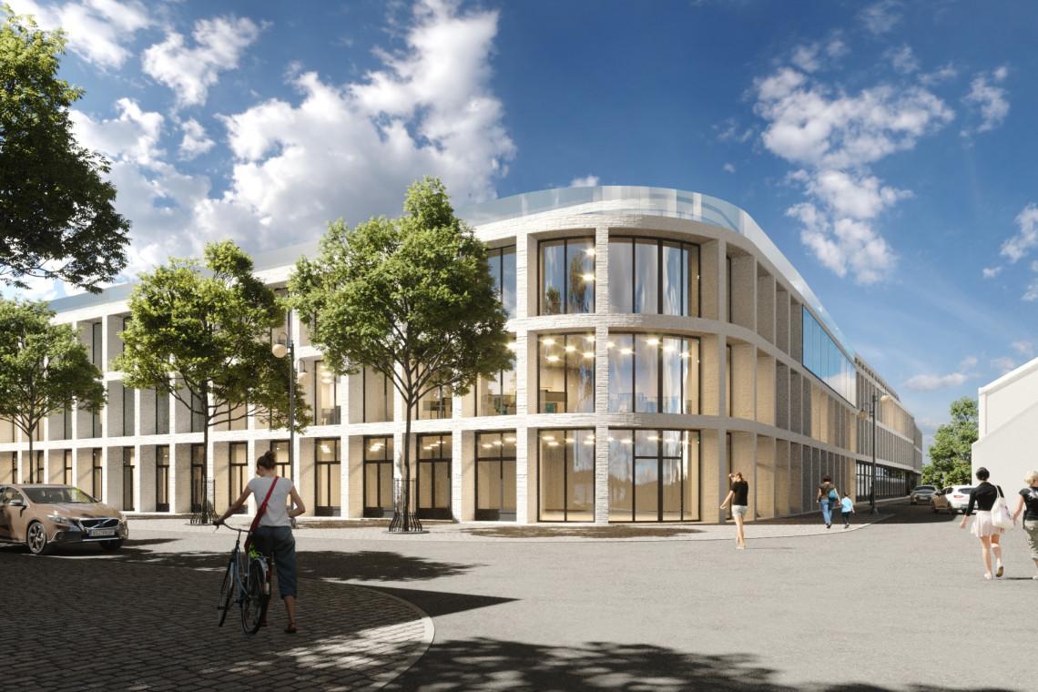 Nowy biurowiec we Włocławku impulsem do rozwoju miasta