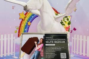 W krakowskim centrum handlowym powstało Selfie Muzeum