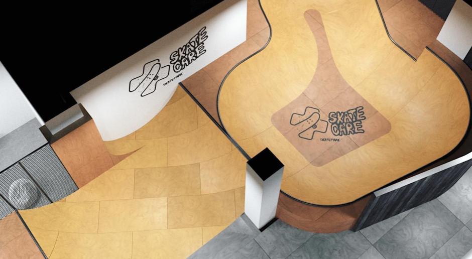 W gdańskiej galerii handlowej powstał skatepark
