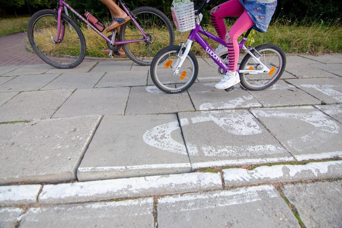 Jedna z najstarszych dróg rowerowych na Ursynowie idzie do remontu