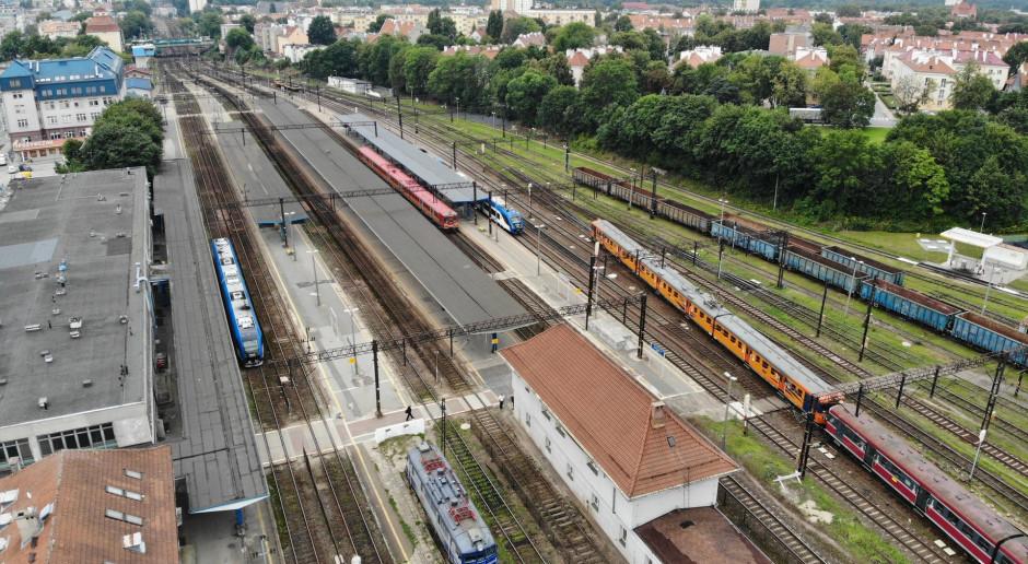Stacja Olsztyn Główny przemieni się w nowoczesny kompleks bez barier architektonicznych