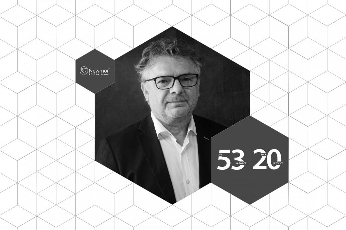 Newmor Polska - 20 lat za nami - to dopiero początek