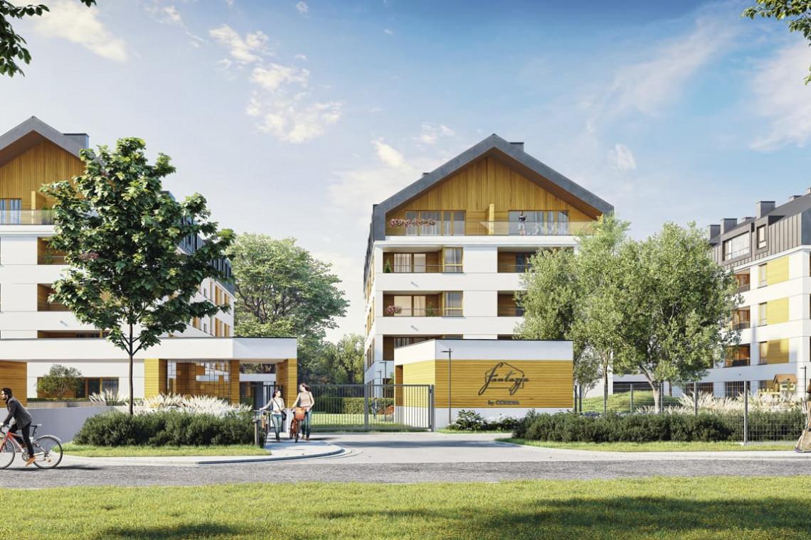 Nowy projekt Cordii w Warszawie zaprojektują architekci z Latergrupa