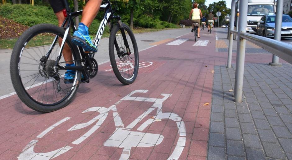 Rowerzyści w Trójmieście będą mieli odnowioną drogę