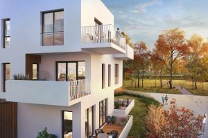 We Wrocławiu powstaje zielone osiedle. Przestrzenie wokół budynków zaprojektują także mieszkańcy