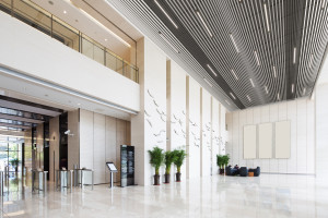 Swoboda projektowania sufitów dzięki nowej technologii