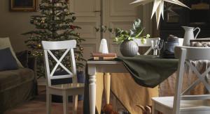 IKEA pokazuje już świąteczną kolekcję. Nie zabrakło ekologicznych akcentów
