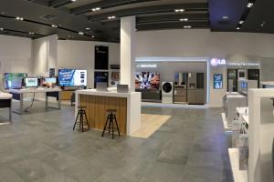 Tak wygląda najnowszy LG Brand Store. To dopiero drugi salon koreańskiego giganta w Polsce