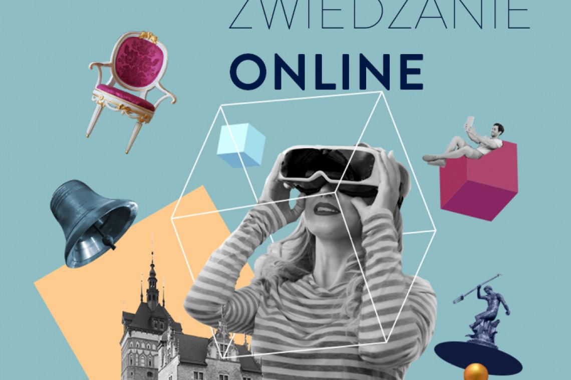 Wirtualne zwiedzanie Muzeum Gdańska