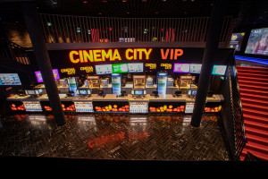 Gierałtowski & Partnerzy Extract Design zaprojektowali najnowocześniejsze kino na Węgrzech