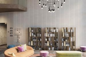 Włoska marka stawia na minimalizm w nowej kolekcji tapet