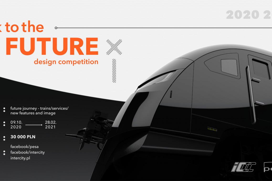 Zaprojektuj nowe... pociągi. To wspólny konkurs PKP Intercity i Pesa Bydgoszcz