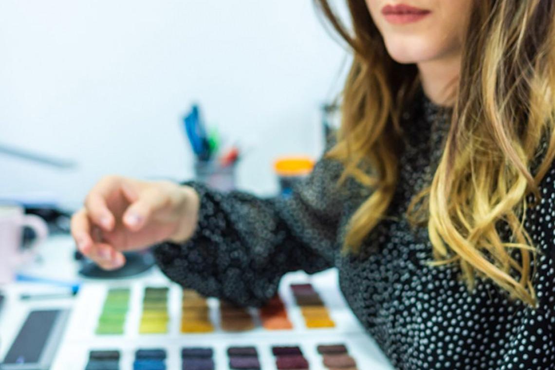 Te palety kolorystyczne to hołd dla skandynawskiego krajobrazu i sposobu postrzegania świata