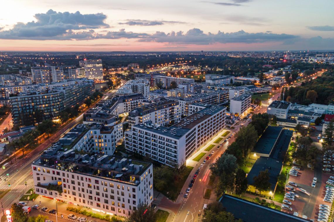 Kolejna inwestycja na warszawskiej Woli oddana do użytku