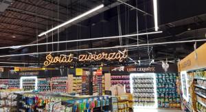 Nowatorskie rozwiązania przestrzenne w nowo otwartym hipermarkecie