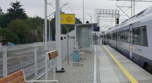 Nowy, komfortowy peron dla podróżujących z Łodzi Lublinek
