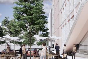 Nowy hotel stanie się ikoną Poznania? Budowa ma ruszyć w przyszłym roku