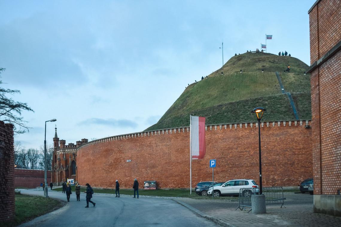 Kopiec Kościuszki ma już 200 lat. To jeden z symboli Krakowa