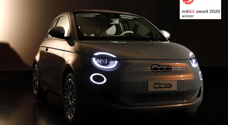 Oskar designu dla elektrycznego Fiata