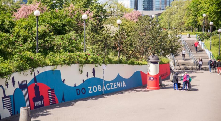 Warszawa czeka na koncepcje zagospodarowania