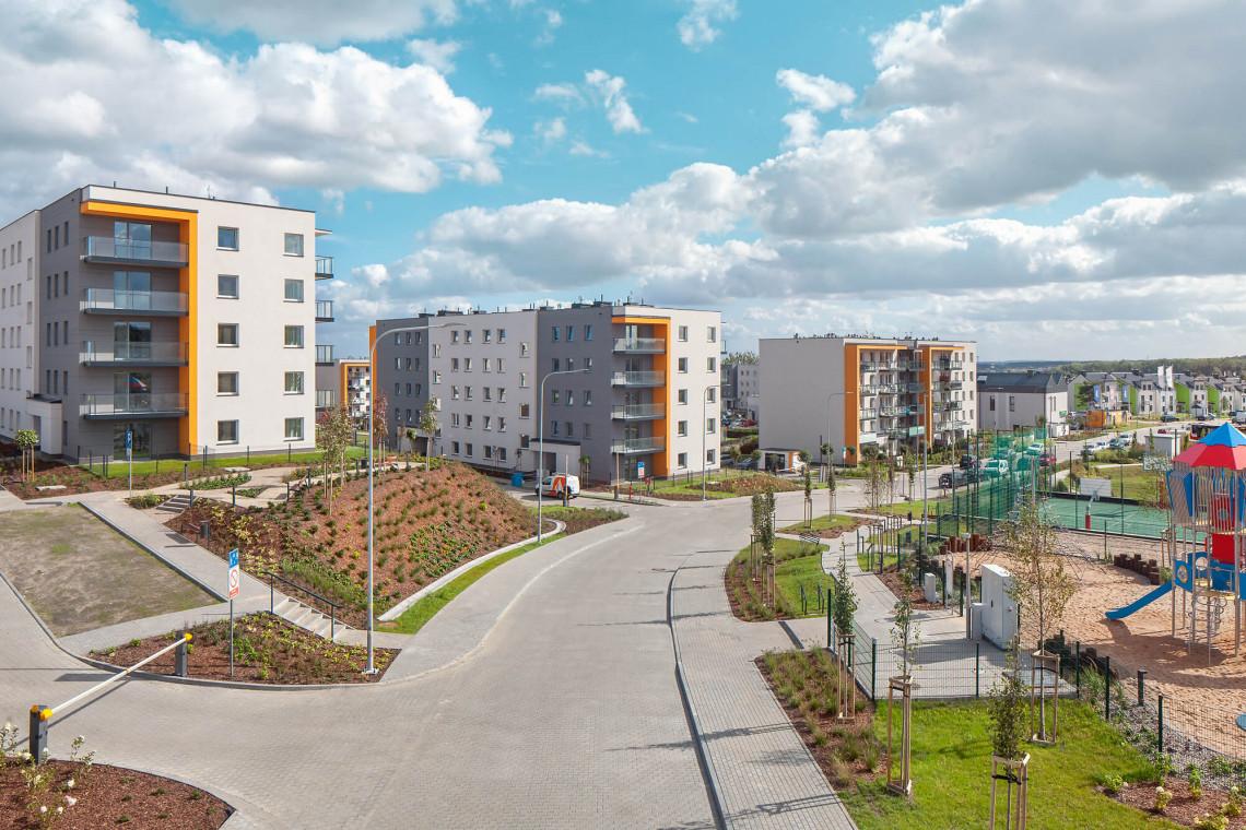 Kolejny etap gdańskiej inwestycji. W planach m.in. wielofunkcyjne boisko